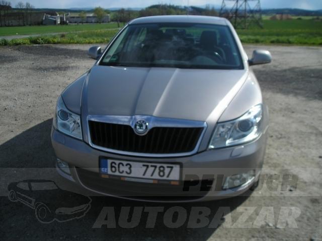 Auta Pelouch U tří křížů - Škoda Octavia 2.0 TDI