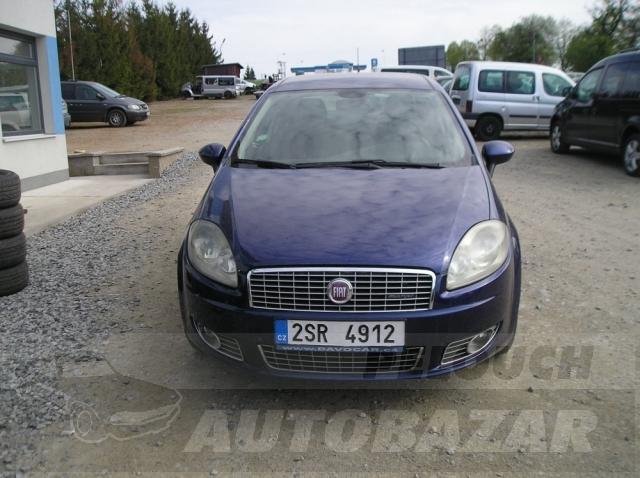 Auta Pelouch U tří křížů - Fiat Linea 1.3 JTD