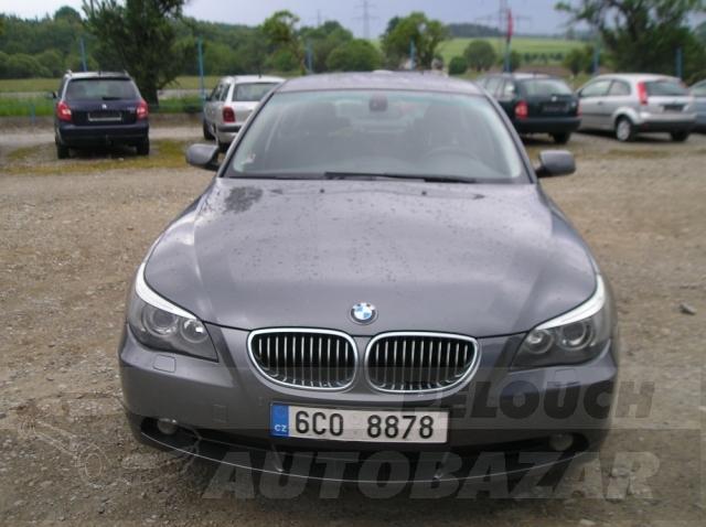 Auta Pelouch U tří křížů - BMW 530 XD