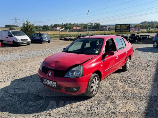 Auta Pelouch U tří křížů - Renault Thalia 1.2